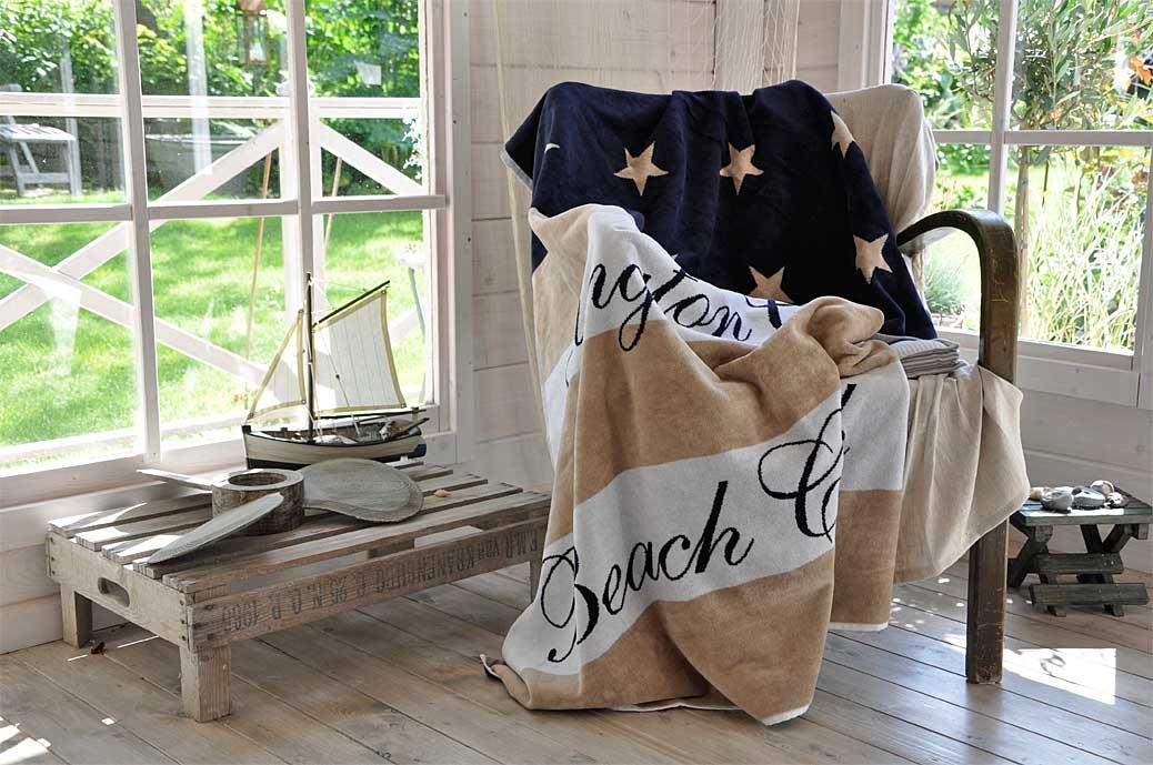 Lexington-Handtuch - Maritimer Wohnen