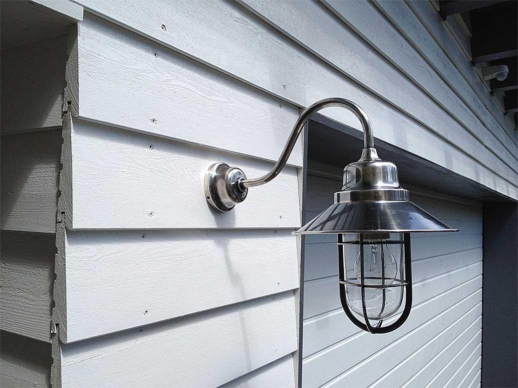 Maritime Lampe Garage