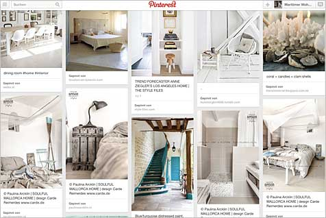 Beach Inspired Rooms by Heidi Spillett on pinterest