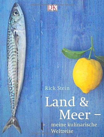Das Buch Land & Meer nimmt Sie mit auf eine kulinarische Reise rund um die Meere. Ganz tolle Fotos die Lust auf mehr (Meer) machen...