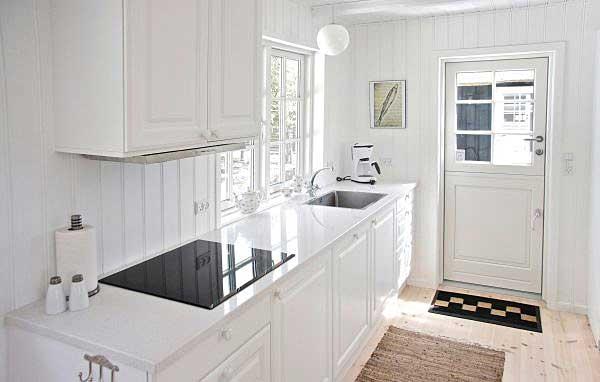 Ferienhaus Dänemark - Küche