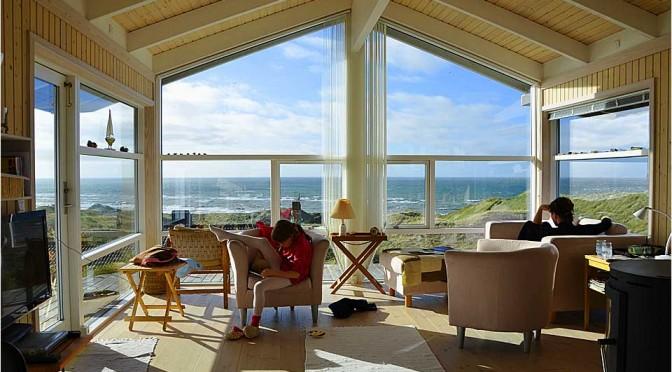 Meerblick Ferienhaus Dänemark