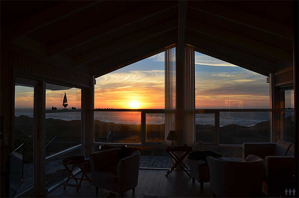Ferienhaus Dänemark Meerblick