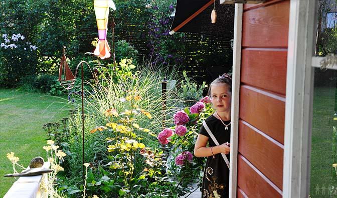 Gartenhaus Vorfreude