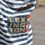 Lexington Handtasche maritim