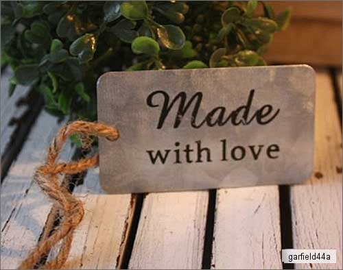 Made with love...