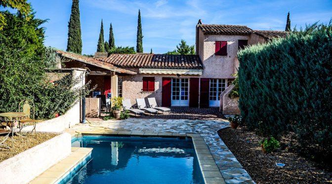 Ferienhaus Pool Saint Tropez