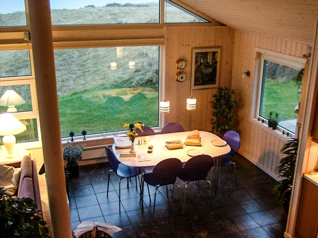 Ferienhaus Kettrup Bjerge Meerblick